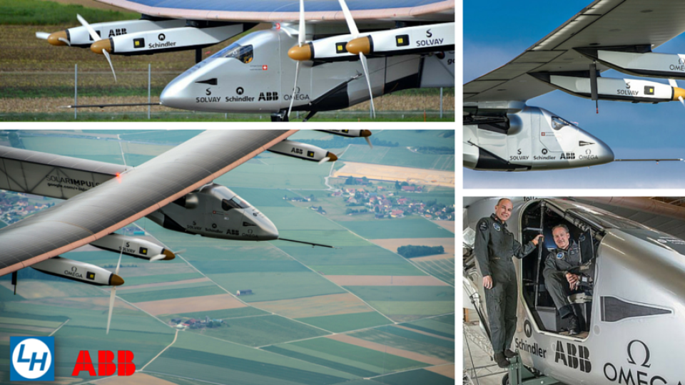 BLOG SOLAR IMPULSE